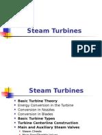 Steam Turbines Final