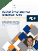 Starting Kit for SharePoint on Azure