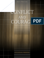 Conflict and Courage by Ellen G. White