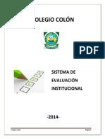 SISTEMA DE EVALUACION INSTITUCIONAL.pdf