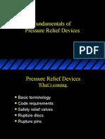 18Pressure Relief Valve