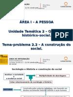 A Construç_o Do Social