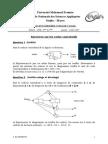 Exercices Sur Les Codes Convolutifs