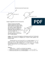Lingkaran 2 Geometri Analitik