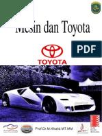 Mesin Dan Toyota