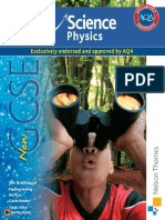 AQA GCSE Physics (Student Book)