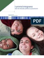 Manual Privind Integrarea Pentru Factorii de Decizie Politic i Practicieni