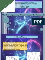 ondas viajeras y ecuaciones de maxwell