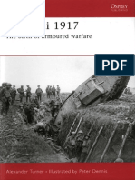 Alexander Turner-Cambrai 1917_ the Birth of Armoured Warfare (Campaign)-Osprey Publishing (2007)
