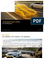 Continental India Limited_Introduction