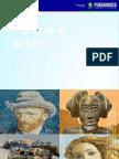 o que é arte