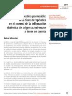 Síndrome del intestino permeable