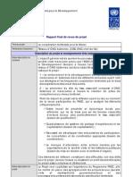Report conclusivo del seminario (fr) - Progetto 'La cooperazione territoriale in Marocco'