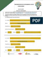 Concurso Empreendedorismo Jovem 2015 - Ficha de Inscrição-2