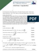 IOAA7 Theoretical LongQuestions