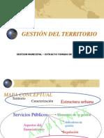Gestion Territorio