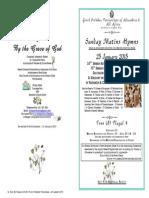 2015-Tone _8_ Plagal 4 - 25 Jan-33ap-15lk-St Gregory Theologian