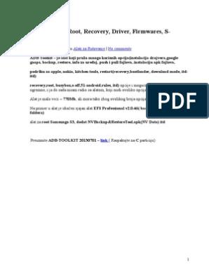 ADB Toolkit | Booting | Computer File