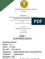 Presentasi laporan kasus