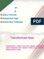 TUGAS TRANSFORMASI FASA