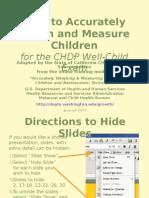 Measure Presentation