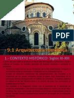 arquitectura romnica