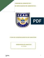 Administração Militar1 Icaer CAS