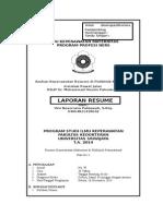 Resume Poli Kebidanan 2