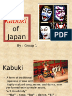 kabukiofjapanbygroupone-140224235658-phpapp01