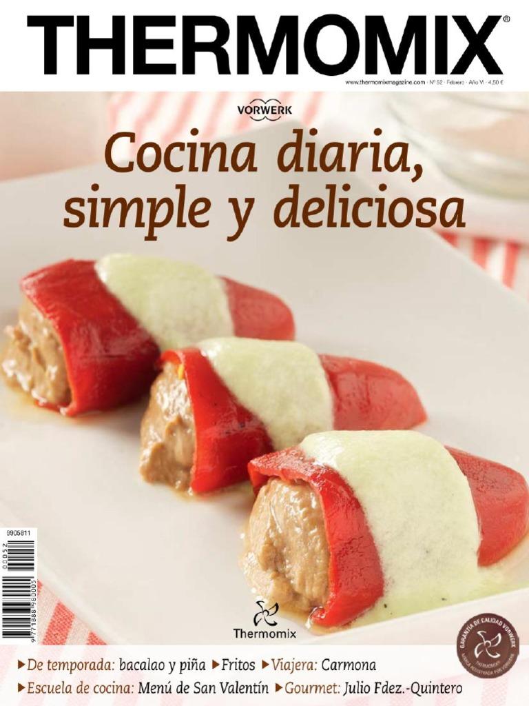 Cocina Diaria,Simple y Deliciosa