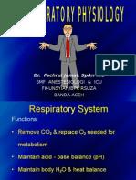 3. Kuliah Fisiologi Respirasi