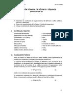 FII07 Dilatacion Termica en Solidos y Liquidos
