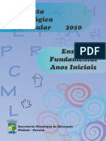 Proposta Pedagógica Curricular-Ensino Fundamental[2693]