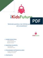 iKidsFuture Presentación AMPAs.pdf