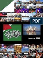 Memoria Rumbo a Gaza 2012