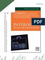 Dossier de Prensa_Patologías en las Organizaciones_Francisco Alcaide, Javier Fernández Aguado y Marcos Urarte