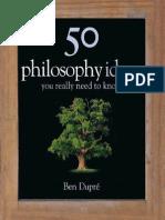 50 Philosophy Ideas Ben Durpe