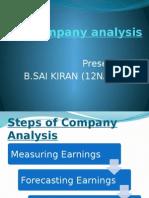 companyanalysis-140506063908-phpapp02