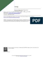Dialectics, Heterarchy, and Western Pueblo Social Organization