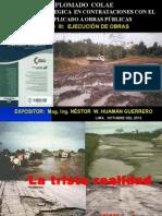 Curso Ejecución Obras Oct. 2012