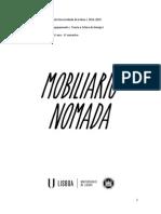 Marta Monteiro - Mobiliario Nomada