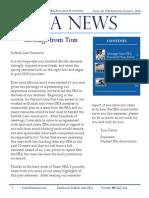 SBA Newsletter 14 - 1/26/15