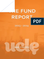 Ucl entrepreneurs fund