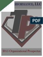 tp prospectus