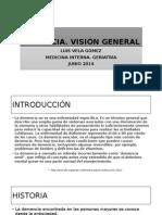 Demencia Vision General