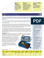 Radiodetection TX Transmitters