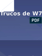 Trucos de Windows 7