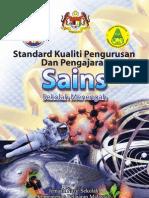 SKPM Sains Menengah