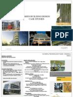 Case Studies of Sustainable Buildings