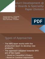 NPD Presentation